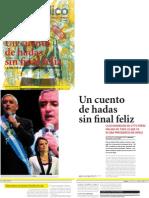 El Periodico - Un cuento de hadas sin final Feliz