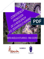 Ppt k Conferencia Resiliencia Ucinf