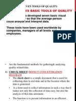 Seven Tools Ppt