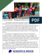 Lauren Pupchik Feb 2014 News