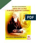 El Arte de La Paz Aikido Spanish