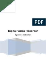 DVR User Manual