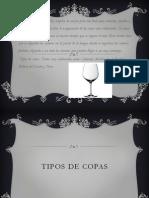 Tipos de Copas Fernandez Castillo