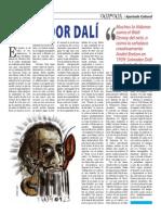 Salvador Dalí o «Avida Dollars» (Oja x Oja 2014-01-27)