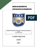 CESD - CAMPO MILITAR - DIREITO INTERNACIONAL DOS CONFLITOS ARMADOS (DICA)(1).pdf