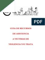 Guia Recursos Violencia de Genero