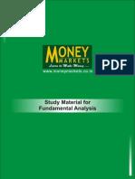 Fundamentals Analysis  by Money Market, Bng
