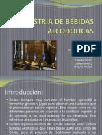 Industria Bebidas Alcoholicas