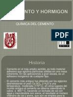 Cemento y Hormigon