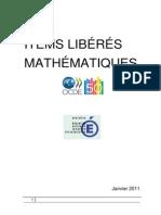 PISA Lib Math Items