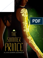 The Summer Prince by Alaya Dawn Johnson (Excerpt)