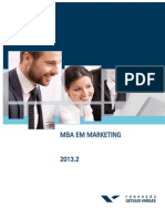 MBA Em Marketing (2013.2) (1)