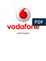 Plan Marketing Vodafone