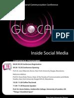 Glocal Inside Social Media Program