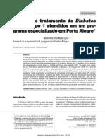 AO_Adesão ao tratamento de Diabetes Mellitus tipo 1