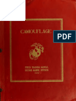 Camouflage Field Training Manual