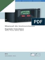 Steca Manual PR3030