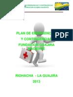 Plan de Emergencias Fgn