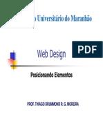 05+ +Web+Design+ +Posicionamento+de+Elementos