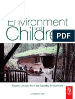 Environment & Children- Passive Lessons From the Everyday Environment
