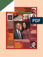 AJI & LIMON - La Diaspora Revista Digital  Quinua Gourmet Cinco Continentes.2014