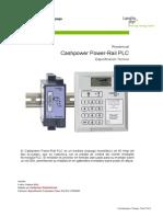 Power-Rail PLC Especificacin Tcnica SPANISH Octubre 2010-1