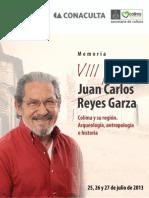 VIII Foro Juan Carlos Reyes Garza