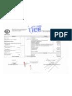 PRD Informe financiero 2006