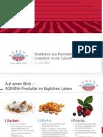 Bioethanol Aus Pischelsdorf - Investition in Die Zukunft