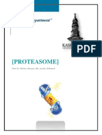 Proteasome Assignment