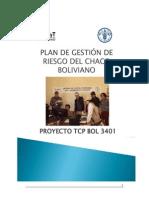 Plan Del Chaco Version Preliminar