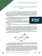 Tema 1 - Proyecto de Evaluación y Revisión Técnica (PERT).