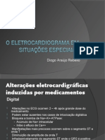 O Eletrocardiograma em situações especiaias