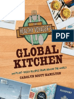 Carolyn Scott-Hamilton - The Healthy Voyager's Global Kitchen