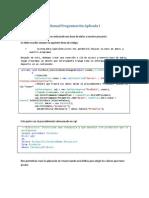 Manual Programación Aplicada I Final