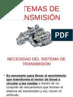 Sistemas de Transmision