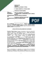 Ciperchile.cl Pdfs Poblacion Vergara RECURSO 2012 Recurso de Proteccion