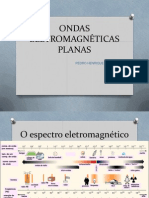 Ondas Eletromagneticas Planas Pedro Henrique