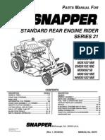Snapper Manual
