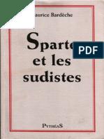 Esparta y los sureños
