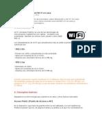 Cómo montar una red Wi