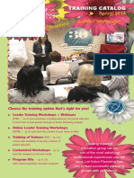 Active Parenting Training Catalog