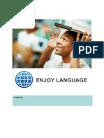 Enjoy Language within tourism Handbook in Swedish