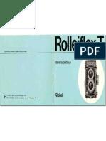 Manuel Rolleiflex T