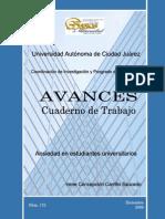 An Sieda Dene Stud Univ Er Mexico