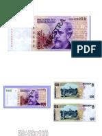 Plata Argentina Equivalencias