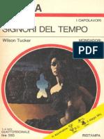 Signori Del Tempo - Tucker Wilson