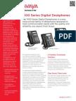 Overview of Avaya 1400 Series Digital Deskphones