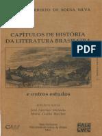 Capítulos de História da Literatura Brasileira e outros estudos