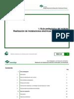 Guia Realización de  Instalaciones Electricas Comerciales y Alumbrado.